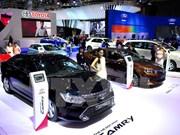 2016年2月份越南汽车销量达11718辆