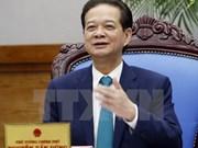 越老两国政府总理将主持越老国界界碑系统加密和改造项目总结仪式