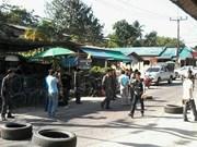 泰国南部发生连串袭击事件