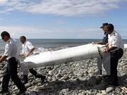 疑似马航MH370残骸将在澳大利亚和法国接受鉴定