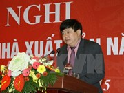 阮世纪同志担任越南之声广播电台台长职务