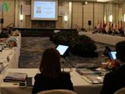 越南参加在新加坡举行的RECAAP-ISC执行委员会成员会议
