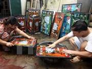 越南磨漆民间艺术将申请列入UNESCO人类非物质文化遗产代表作名录
