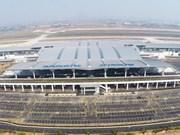 越南内排国际机场荣获2016年度最佳机场改善奖