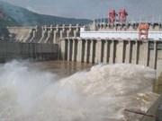 越南将对中国开闸放水所带来的影响做更细致的评估