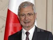 法国国民议会议长克劳德•巴尔托洛内开始对越南进行正式访问