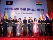 第18届东盟—印度峰会在河内举行
