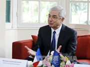 法国国民议会议长巴尔托洛内:法国企业希望加大对越投资