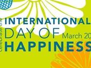 越南举办国际幸福日纪念活动