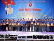 越南各地展开一连串2016年青年月活动
