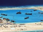 韩媒:中国推动东海军事化给地区的和平与稳定造成新威胁
