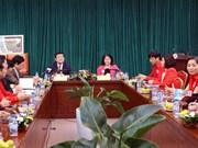 2016年越南红十字协会力争向贫困户赠送100万份春节礼物