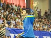 2016年新西兰黄金羽毛球大奖赛:阮进明取得开门红