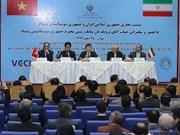 伊朗企业关注越南市场