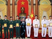全国各地纷纷举行胡志明共青团成立85周年纪念活动