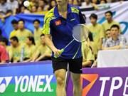2016年新西兰黄金羽毛球大奖赛:阮进明闯入1/8决赛