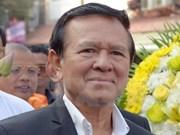 柬埔寨对救国党副主席根索卡的腐败行为进行调查