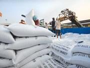 2016年第一季度芹苴市大米和水产品出口额猛增