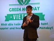 """""""绿色周一""""运动在越南正式发起"""