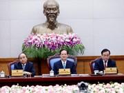越南政府总理阮晋勇主持召开3月份政府例行会议