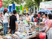 胡志明市图书节落幕 吸引读者100多万人次