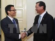 越南与柬埔寨努力走进第三国市场