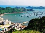 海防市吉婆岛推进绿色旅游可持续发展