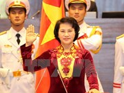 阮氏金银女士当选越南国会主席和国家选举委员会主席