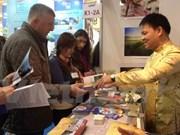 越南在乌克开展旅游推广活动
