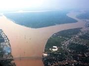 湄公河流域六国应共同合作开发利用水资源
