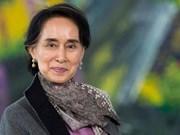 缅甸民盟推法案拟助昂山素季出任国家顾问