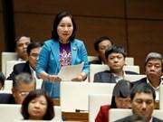 第十三届国会十一次会议:选民认为要推进经济增长模式向纵深转变