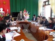 第十四届国会及2016—2021年任期各级人民议会代表选举准备工作正在依法有序推进