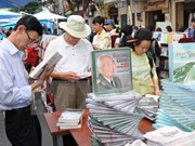 越南承天顺化省首次举行印刷品展销会