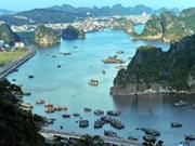 今年第一季度广宁省旅游营业收入1.8万亿越盾