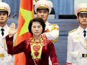 越南国会新的里程碑