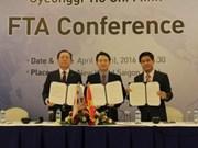 越南旅游公司与韩国京畿道签署旅游合作谅解备忘录