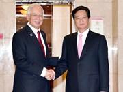 越南与马来西亚高级官员首次战略对话会在河内举行