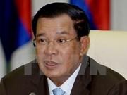 柬埔寨国会通过内阁改组方案