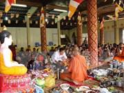 越南祖国阵线中央委员会主席阮善仁向高棉族同胞致以新年祝福