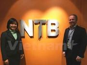 挪威通讯社希望与越通社开展合作