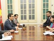 武德儋副总理:越南政府一直为打击毒品犯罪予以高度重视