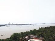 越南九龙江三角洲面临的水资源安全挑战日益凸显