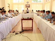 越南平顺省启动气候资料研究与分析活动