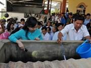 越南各地大力展开寨卡病毒病防控措施