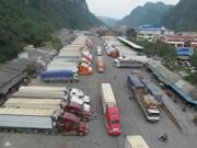 2016年第一季度越南对中国贸易逆差同比下降15.6%