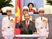 各国总理向越南新任政府总理阮春福致贺电