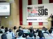 为越南企业实现可持续发展目标提供支持