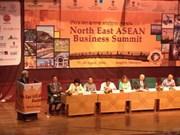 越南驻印度大使出席印度东北部与东盟各国经济对接会