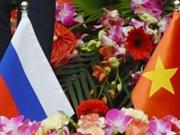 深切哀悼越南一个亲密的俄罗斯朋友